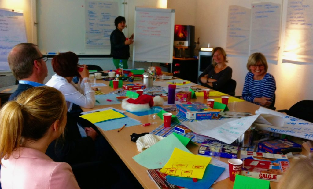 training op maat inspiratiedagen workshops